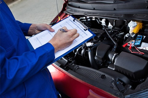 Nota Motors Bus Inspections service in Victoria