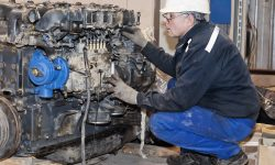 Fully Trained Staff Undertake Engine Repairs