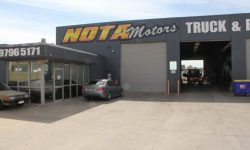 Nota Motors Bus and Truck Repairing Workshop