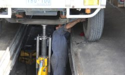 Qualified and Accredited Mechanic in Action
