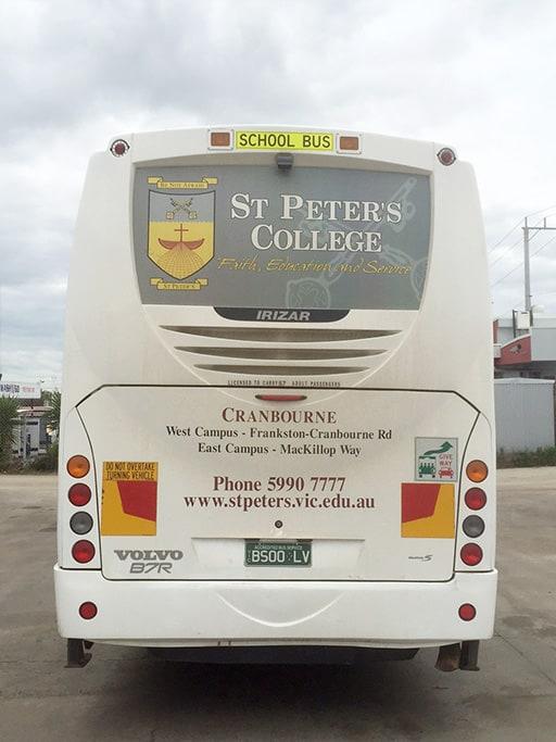 school bus warning systems nota motors